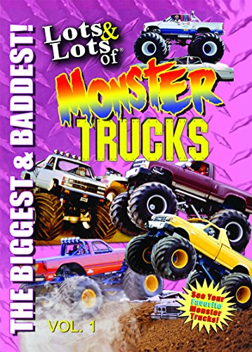 Lots and Lots of Monster Trucks Vol. 1 [Import]