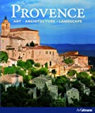 Front cover for the book Provence: Art, Architecture and Landscape by Rolf Toman
