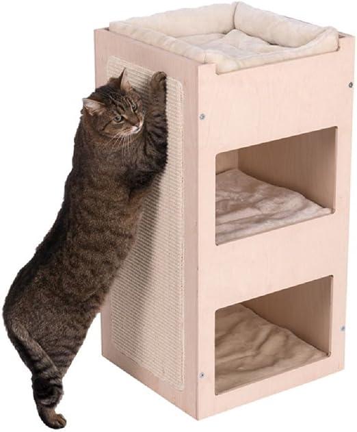 PaylesswithSS - Barril rascador para gatos grandes: Amazon.es: Productos para mascotas