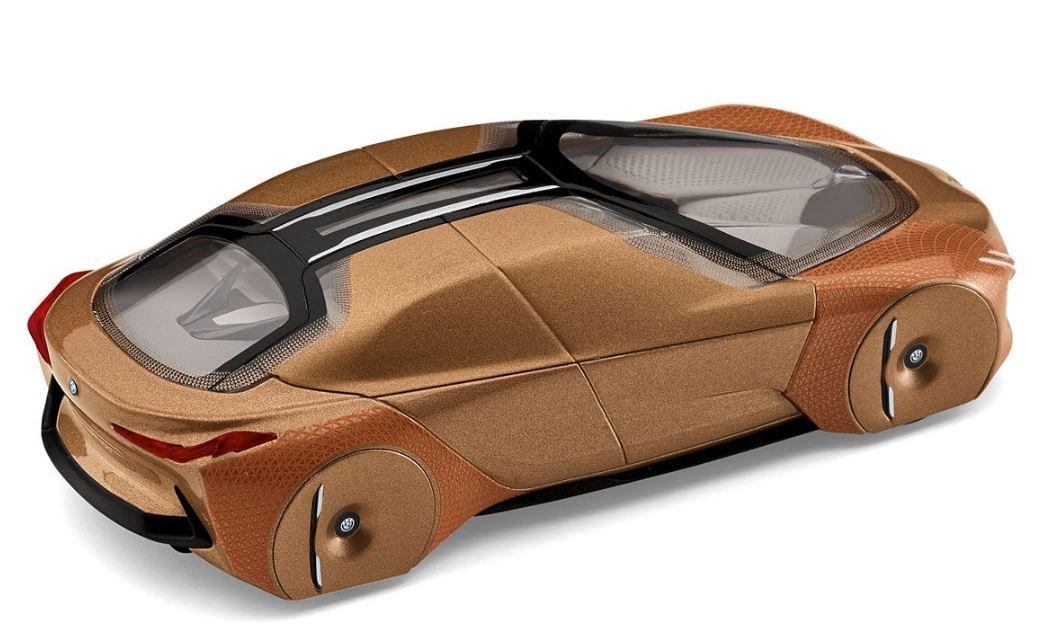 Original BMW Vision Next 100 Modellauto Miniatur 1:43