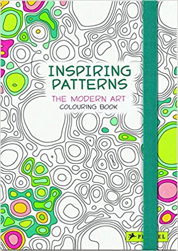 Inspiring Patterns: The Modern Art Colouring Book: Delphine ...