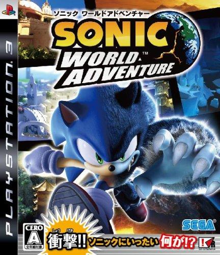 Sonic World Adventure [Japan Import] by Sega