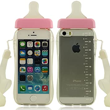 coque iphone 5 biberon
