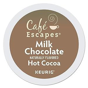 Milk Chocolate Hot Cocoa