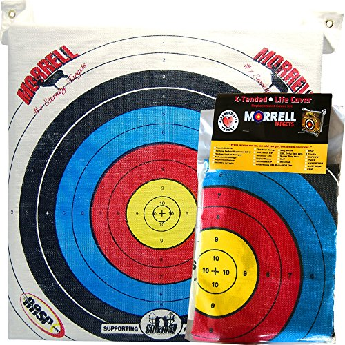 Morrell Youth Field Point Bag Archery Target Replacement Cover (Cover ONLY) (Morrell Target Archery Youth)