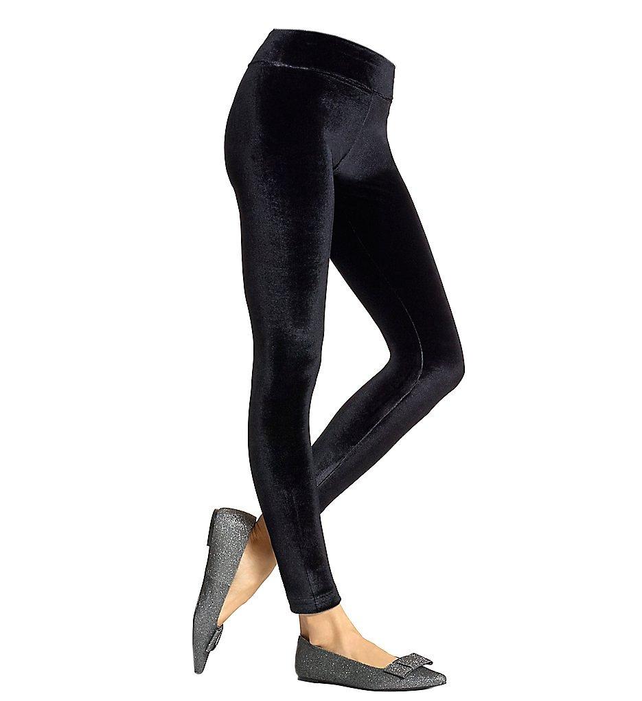Hue Womens Velvet Leggings Assorted Leggings