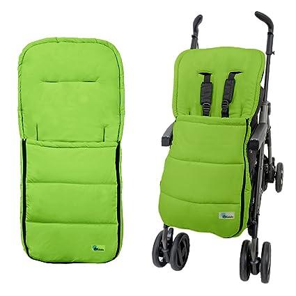 Saco de dormir Saco de verano para carrito para cochecito de bebé silla de paseo Baby