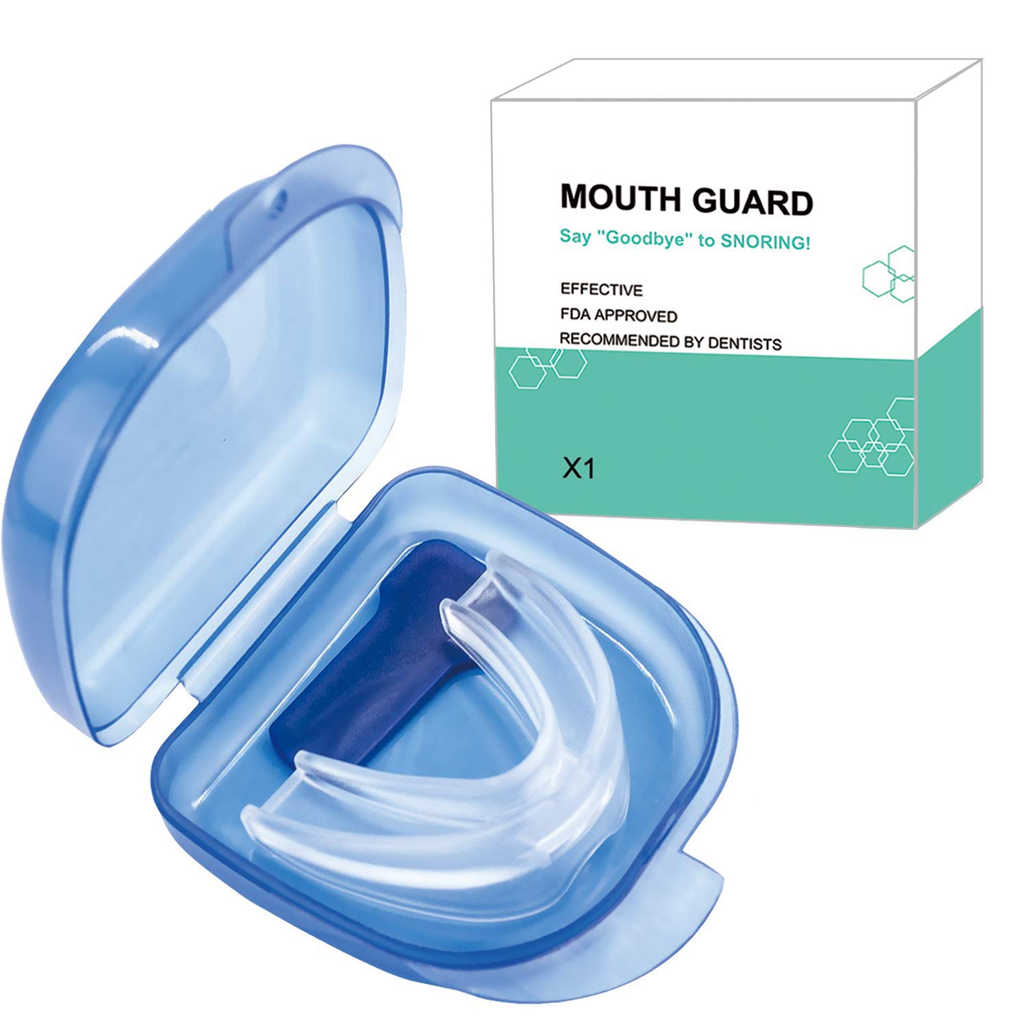 Mouth Guards for Teeth Grinding, Custom Fit Anti