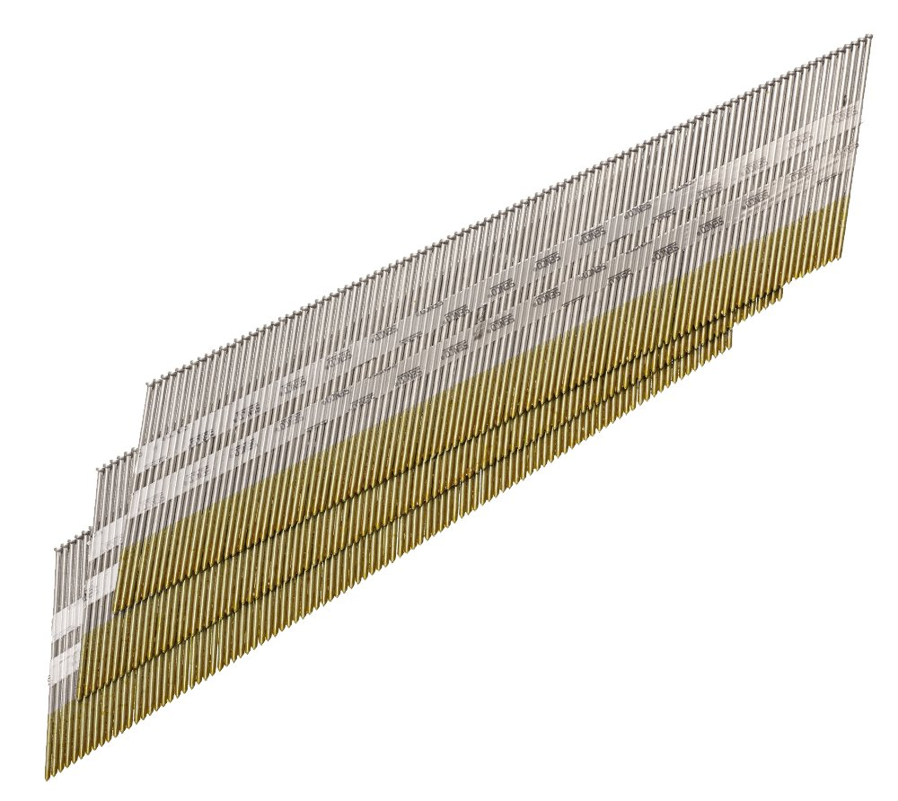 Senco DA25EPB 15 Gauge by 2 1 2 inch Length Bright Basic Finish Nail 3 000 per box