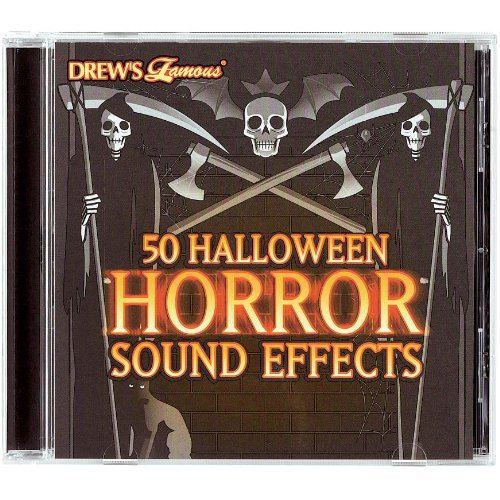 Halloween Horror Sound Effects by The Hit Crew ()