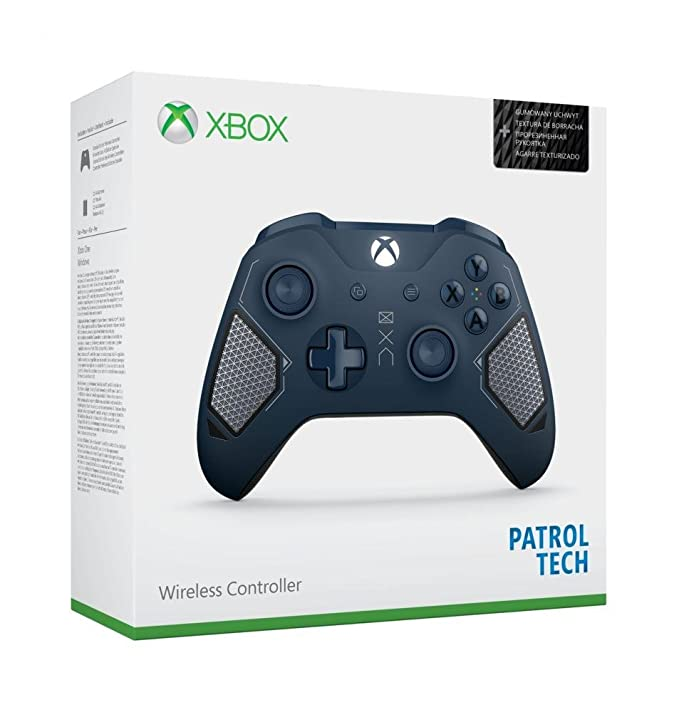 Official Xbox Wireless Controller - Patrol Tech Special Edition (Certified Refurbished)