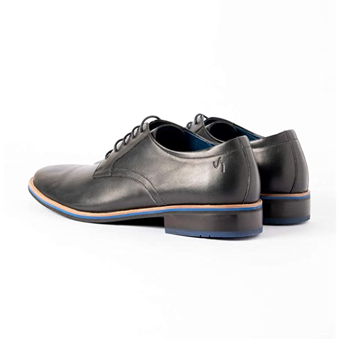 VELEZ Mens Genuine Colombian Leather Classic Oxford Shoes | Zapatos de Cuero Colombiano para Hombres