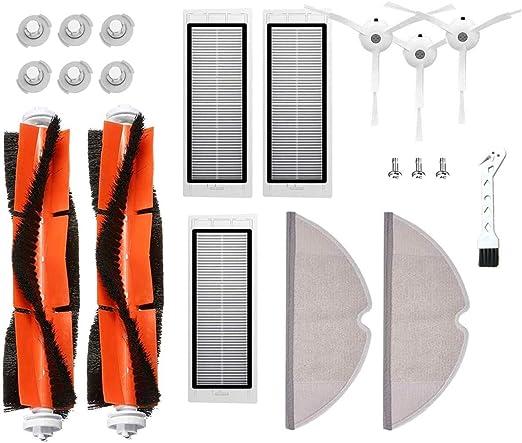 APLUSTECH Recambios para Roborock S50 S51 S55 S5 S6 - Accesorios ...