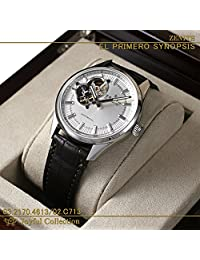 Zenith Men's 0321704613.02C Synopsis Analog Display Swiss Automatic Brown Watch