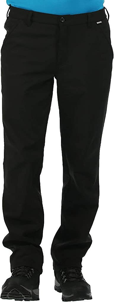 Regatta Womens Fenton Water Repellent and Wind Resistant Softshell Long Leg Trousers