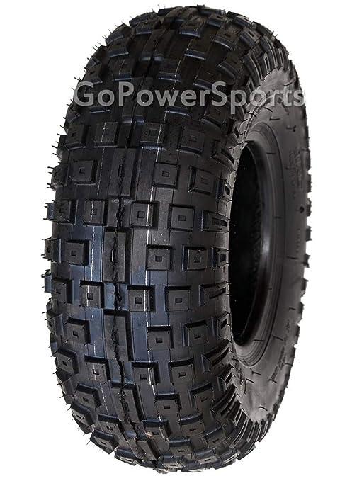 14 5x70-6 Go Kart Knobby Tires (2)