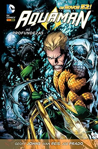 Aquaman – As Profundezas