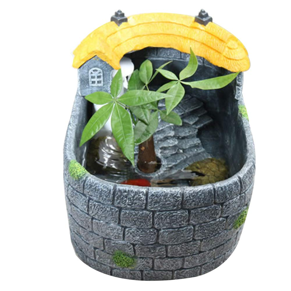 OTENGD Aquarium Turtles Climbing Rock Fish Tank Landscape Decor Habitat Decorations Landscape Ornament Used to Climb and Play to Hide From Its Hidden Rest Space