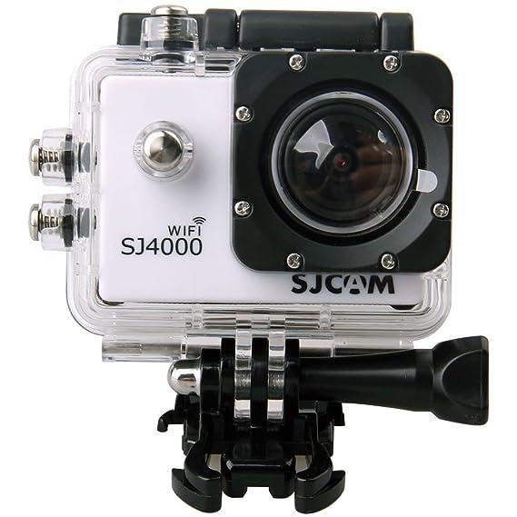 SJCAM - Action Camera SJ4000, con Wi-Fi, versión Full HD ...