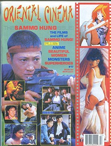 ORIENTAL CINEMA #19 1999-SAMMO HUNG-ANIME-KUNG FU-MONSTERS-SUPERHEROES-vf+