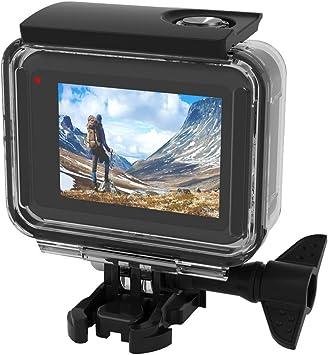 TUTUO Funda Resistente al Agua Protectora para GoPro Hero 8 Black ...
