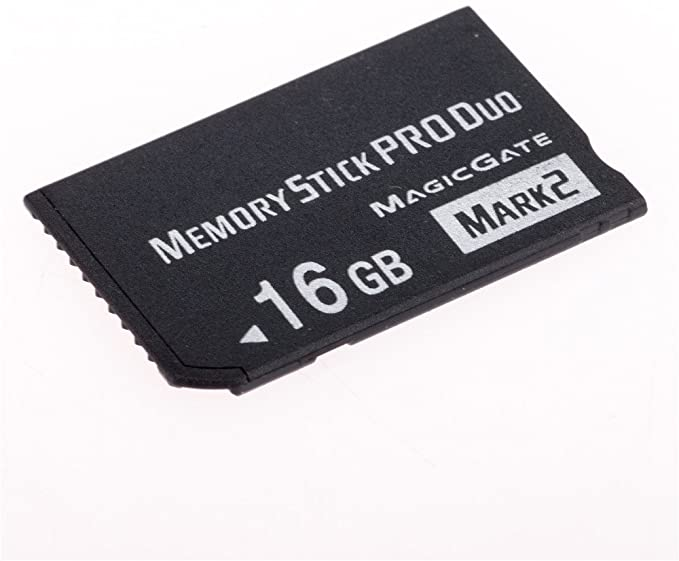 New 16 GB Memory Stick PRO Duo Flash Memory Card MSMT16G for SONY PSP 1000 2000 3000 Accessories