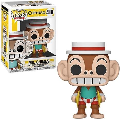 Funko Pop! Cuphead Mr. Chimes Exclusive Vinyl Figure 35005: Amazon.es: Juguetes y juegos