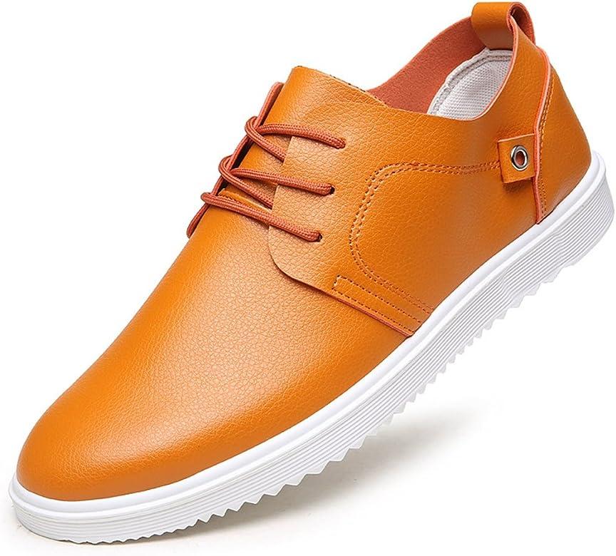 À Homme Pour Chaussure Lacets Souple Xiguafr En Cuir rCWdBxoe