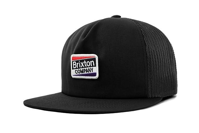 Brixton Men s Worden Medium Profile Mesh Adjustable Hat cda45926e48c