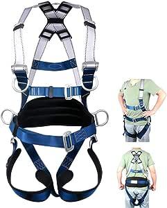 HEMFV Arnés de Seguridad para protección contra caídas para ...