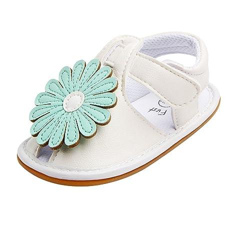 Sharplace Sandalias de Bebés Zapatos de Cuna de Niños Accesorios Ordenador Portátil Cámara Fotografía - Verde