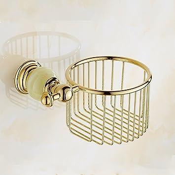 GWM Toalla de baño de la Toalla de Papel de la Caja de Papel higiénico Colgante