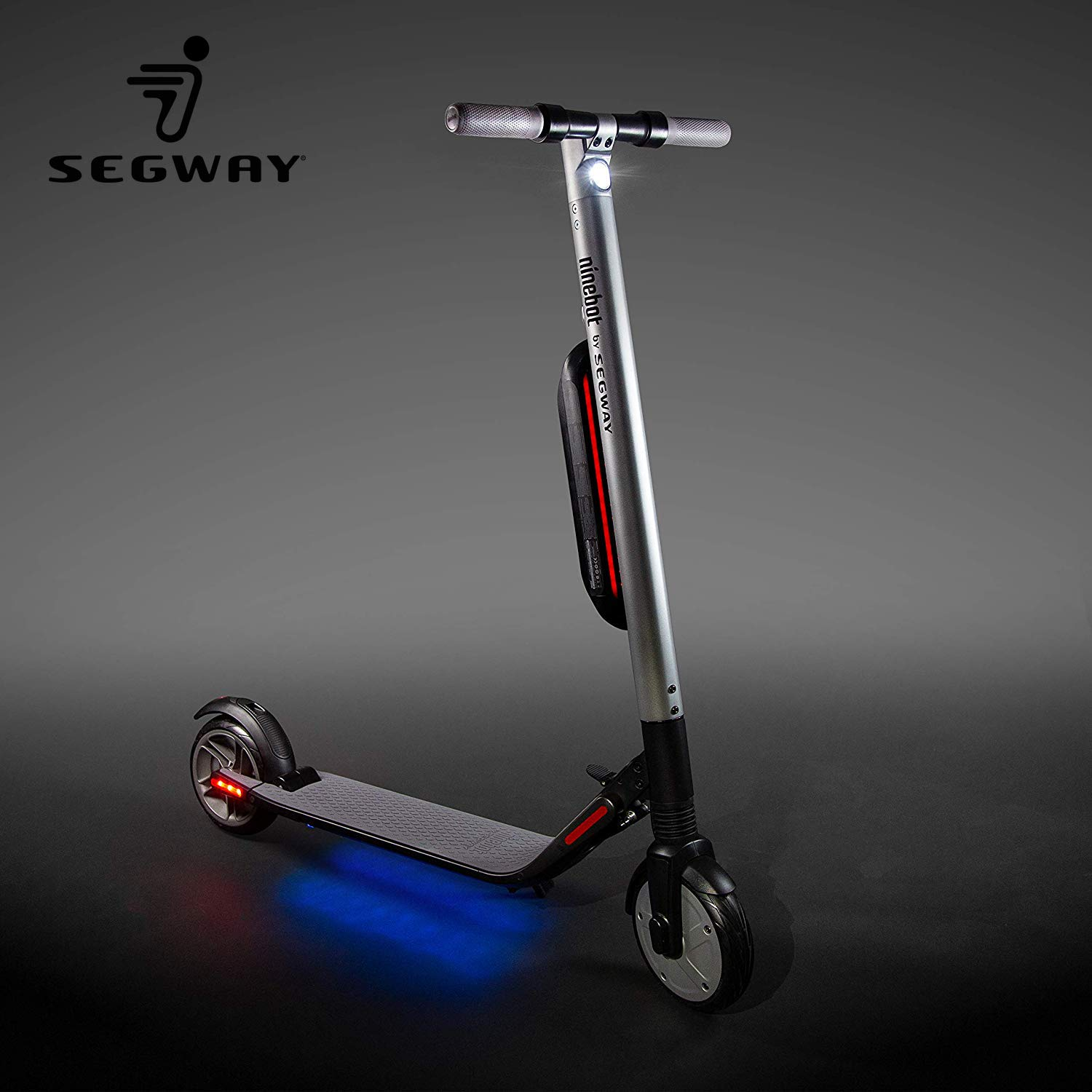 Amazon.com: Ninebot Segway ES4 Kick Scooter - Patinete ...