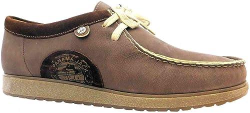 Panama Jack Walby Natur C5 - Zapatos de cordones para ...