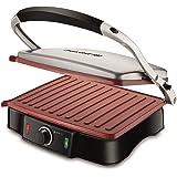 Grill Mondial, Press Grill 180, Abertura 180°, 127V, Vermelho, 1800W - PG-02