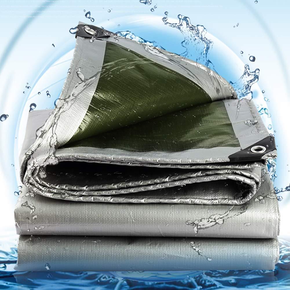 7.7x9.7m GLP Antigel imperméable imperméable à l'eau extérieur de prougeection solaire imperméable extérieur, camion, bateau, camping, toit ou piscine bÂche de soleil (180G   M²) disponible dans une vari&