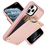 LAMEEKU Wallet Case for Apple iPhone 11 Pro Max,6.5