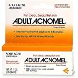 Acnomel Adult Acne Medication Cream 1.3 Oz