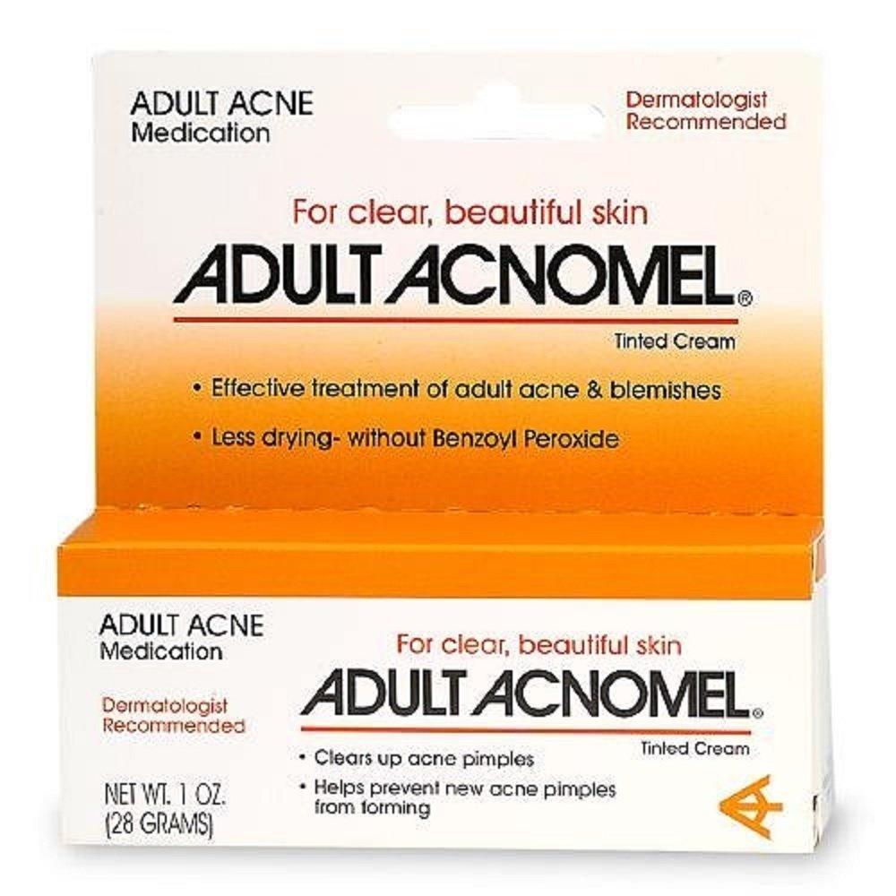 Adult Acnomel Acne Medication 1.3 Oz ( Pack Of 6 )