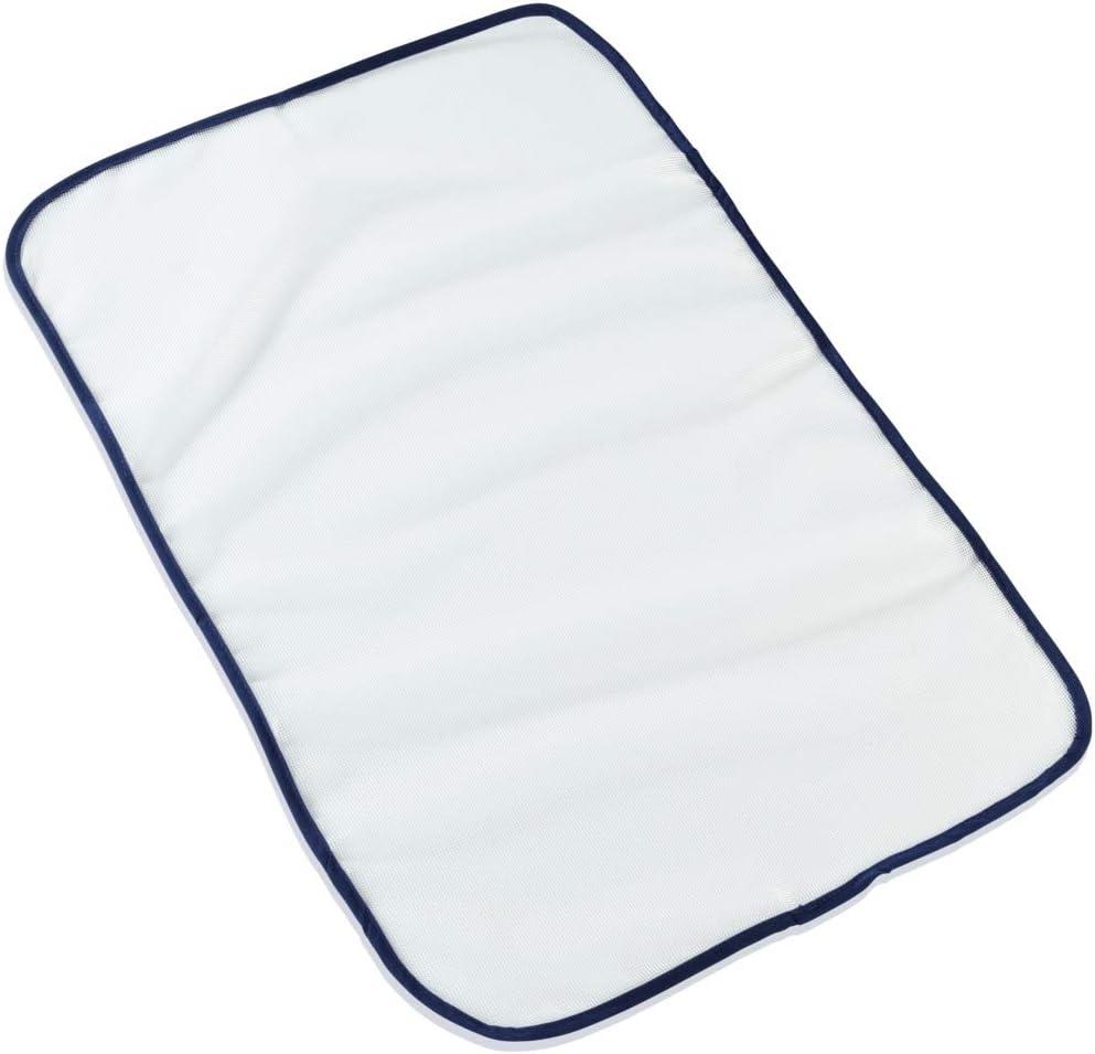 Leifheit 72415 72415-Manta de Planchar, Blanco, 30X60