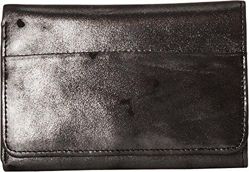 Hobo Women's Jill Trifold Wallet Smoke One Size by HOBO