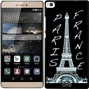Funda para Huawei Ascend P8 - Torre Eiffel En París, Francia by BruceStanfieldArtist
