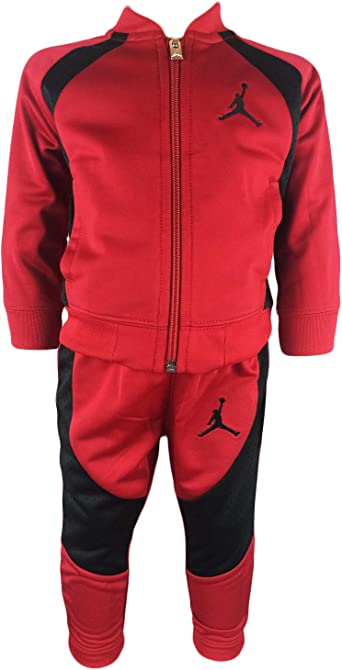 jordan gym red 12 outfit