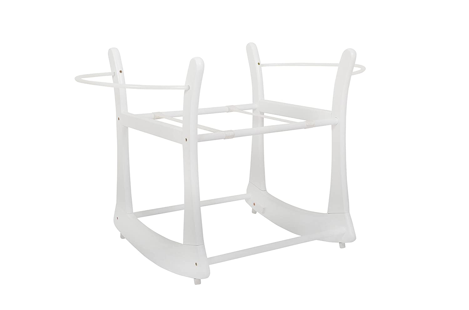East Coast Nursery Rocking Moses Stand (White) 8030