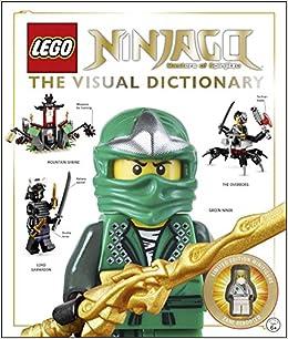 Lego Ninjago The Visual Dictionary Masters Of Spinjitzu Hannah
