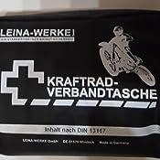 LEINA-WERKE 17010/Moto o 4013252621226/tipo II senza velcro Nero//Bianco