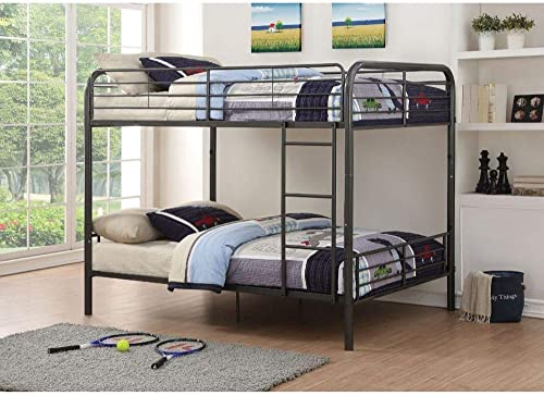 Full-Over-Full Bunk Bed