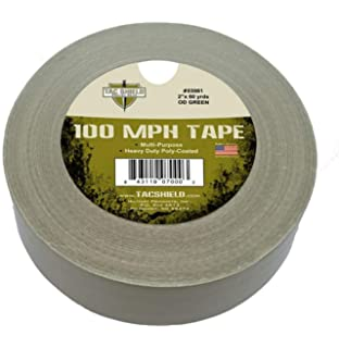 Amazon.com  Olive Drab Military Duct Tape AKA 100 Mile an Hour Tape ... be043152c04