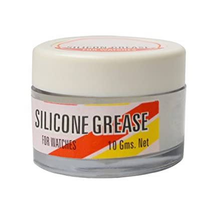 Silicone Grease for Watches Repair Watchmaking Supplies 10 Grams for  Waterproof Sealing Gaskets