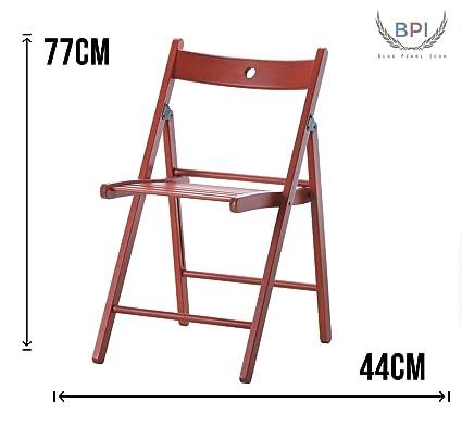 BPIL IKEA - Silla Plegable de fácil Almacenamiento para ...